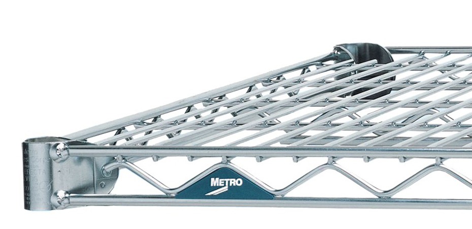 Metro Scaffali Metallici.Scaffali In Filo Metallico Metro